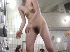 もち肌乙女の洗い場盗撮12