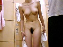 スッピン乙女の脱ぎ姿09